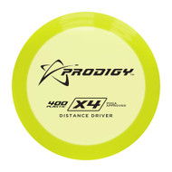 X4 Distance Driver (Seconds)