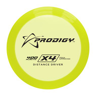 X4 Distance Driver (Seconds) - X4-2nds-400