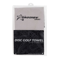 Microfibre Disc Golf Towel 24 Pack - Towel-DG-24pk-GRY