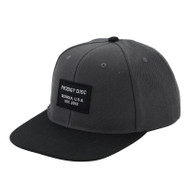 Origin Patch Snapback, Gray - Hat-SB-gryOP