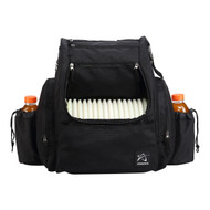 BP-2 Backpack Black / Volt + Rain Fly - BP-2-Blk-Vlt-RF