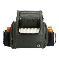 BP-2 Backpack Green / Black + Rain Fly - BP-2-Grn-Blk-RF
