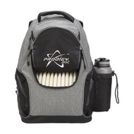 BP-3 V2 Backpack (Heather Gray/Black) - BAG-BP3-V2-HG-BLK