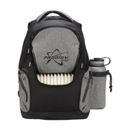 BP-3 V2 Backpack (Black/Heather Gray) - BAG-BP3-V2-BLK-HG