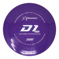 D1 Max Distance Driver (Seconds)