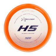 H5 Hybrid Driver (Seconds) - H5-2nds-400G