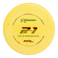 PA-1 Putt & Approach Disc - PA1-3-Soft-174