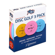 ACE Line Disc Golf 3 Pack