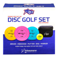ACE Line Disc Golf Set