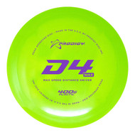 D4 Max Distance Driver (Seconds)