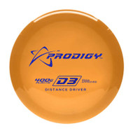 D3 Distance Driver (Seconds) - D3-2nds-400G