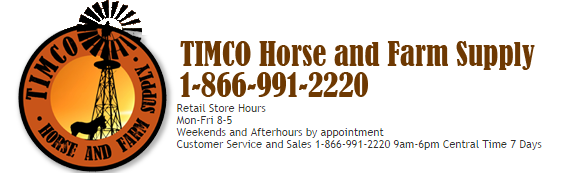 Timco Horse And Farm Supply