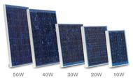 Speedrite Premium Heavy Duty Professional Large Solar Panel Bracket for 40W