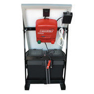 **Economical 3 Joule Complete Solar Set-Up, No More Weak Solar Setups!! Speedrite 3000  Complete Portable Solar Kit 30 miles