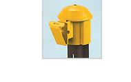 DARE 2087 U-Post, Specialty and Chain Link Insulators