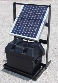 2 Joule Complete Solar Set-Up, No More Weak Solar Setups!! Speedrite 2000  Complete Portable Solar Kit 20 Miles