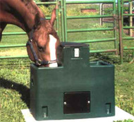 2900 Two Trough Horse and Livestock Automatic Waterer  Double