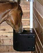 Equifount 1100 Corner Mount Horse Water System