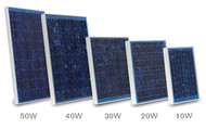 Speedrite Premium Heavy Duty Professional 40W Solar Panel