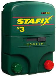 STAFIX X3 Dual Charger 30 Miles/ 120 Acres
