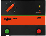 Gallagher B280 12v Battery Operated  22  Mile Charger