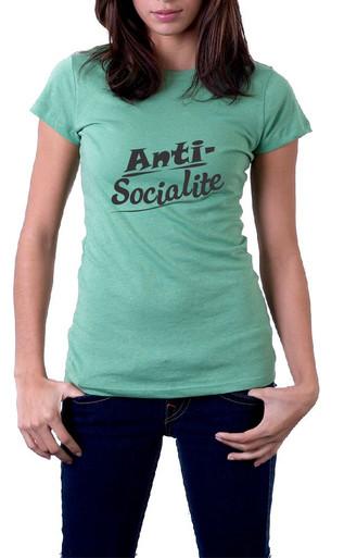 Anti Socialite T-Shirt