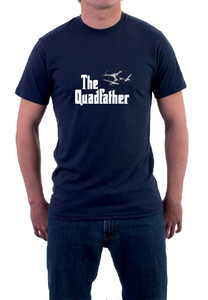 The QuadFather T-Shirt