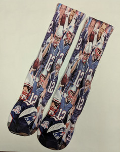 Tom Brady Socks