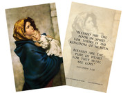 Madonna of the Streets Holy Card