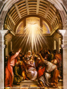 Pentecost Wall Graphic