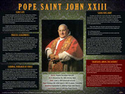 Pope Saint John XXIII Explained Teaching Tool