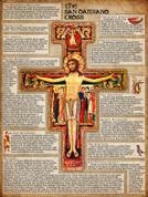 San Damiano Cross Explained Teaching Tool