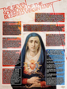The Seven Sorrows of the Blessed Virgin Mary Explained Teaching Tool