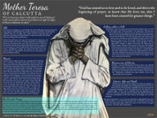 Mother Teresa Explained Teaching Tool