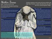 Mother Teresa Explained Teaching Tool