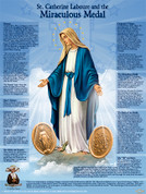 St. Catherine Laboure and the Miraculous Medal Explained Teaching Tool