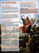 The Beatitudes Explained Teaching Tool