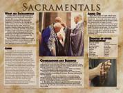 Sacramentals Explained Teaching Tool