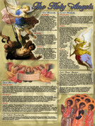 The Holy Angels Explained Teaching Tool