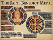 The Saint Benedict Medal Explained Teaching Tool