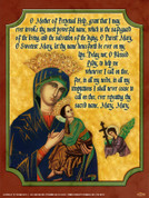 Our Lady of Perpetual Help Wall Graphic