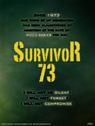 Survivor '73 Wall Graphic