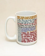 Saint Gemma Quote Mug