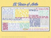 Saint Teresa of Avila Quote Wall Graphic