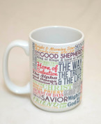Names of Christ Quote Mug