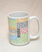 Saint Robert Bellarmine Quote Mug
