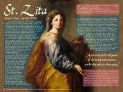 Saint Zita Explained Poster