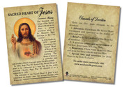 Sacred Heart Devotion Faith Explained Card