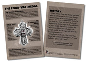 The Four-Way Medal Faith Explained Card