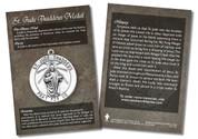 St. Jude Thaddeus Medal Faith Explained Card